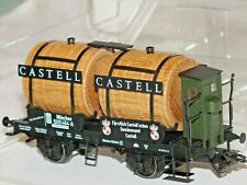 Trix 24045 Carro con botti Castell Profi Club 2004 perfetto/box