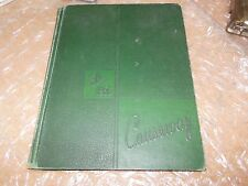 ORIGINAL 1956 GREAT BRIDGE HIGH SCHOOL YEARBOOK/ANNUAL/CHESAPEAKE, VIRGINIA