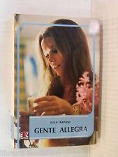GENTE ALLEGRA Elisa Trapani Nando Rossi AMZ Ragazze oggi 1975 romanzo libro di