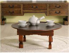 Low Table Tea Japanese Floor Style Coffee Stand Oriental Furniture Folding