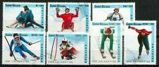Guinea-Bissau 1988 SG 1005 Usato 100% Giochi olimpici invernali, Calgary