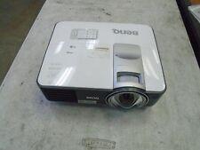 BenQ MW824ST DLP Projector LAN VGA HDMI 3200 ANSI Short Throw (2826 Hours)