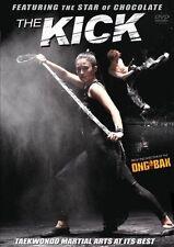 THE KICK---Hong Kong RARE Kung Fu Martial Arts Action movie - NEW DVD