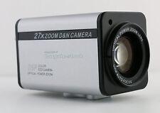 1/3 SONY Effio CCD 700TVL 27X Zoom Camera CCTV Security Camera IR-CUT PAL Model