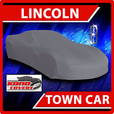 Lincoln Town Car 1981-1989 CAR COVER - 100% Waterproof Breathable UV Protection