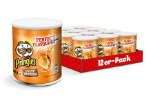 Pringles Sweet Paprika Stapelchips mit würzigem Paprika 40g 12er Pack