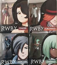 "RWBY: Action Figure Full Set Series 3 ""Villains""  From McFarlane"