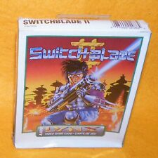 VINTAGE 1992 ATARI LYNX HANDHELD SWITCHBLADE II 2 VIDEO GAME CARD BOXED SEALED