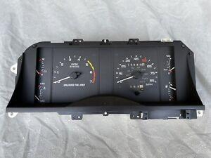 87-89 Mustang 5.0 85 MPH Instrument Cluster Speedometer Gauges OEM 1987-1989 I