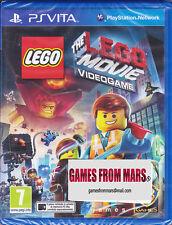 LEGO THE MOVIE VIDEOGAME - PS VITA - NUOVO ITALIANO