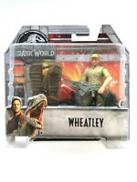 Jurassic World WHEATLEY Action Figure Play Set Mattel Brand New Sealed