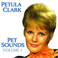 PETULA CLARK - PET SOUND VOL.1  CD NEW!