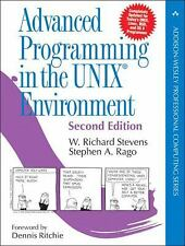 Advanced Programming in the UNIX Environment (2nd Edition) by Stevens, W. Richa