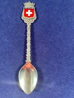 VINTAGE SWITZERLAND SOUVENIR SPOON