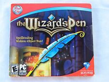 Wizard's Pen  (PC, 2008) (Jewel Case) Factory Sealed, New, Complete