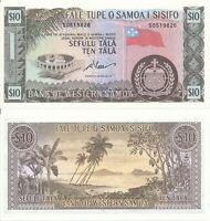 Samoa - 10 Tala 1967 - 2020 Limited official reprint 2020 Serie S UNC Lemberg-Zp