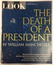 Look Magazine (January 24, 1967) The Death Of A President BooksbyDecade.com