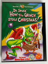 How the Grinch Stole Christmas (Dvd, 2000). Also Includes Horton Hears A Who!