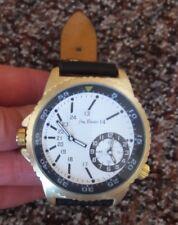 Jay Baxter Uhr mit 2 Uhrwerken- neuwertig!