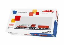 Märklin Start up - Fire Salvage Crane Set H0 (1:87), 44752