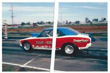 "1970s IHRA Drag Racing-Ronnie Sox-""BILLY the KID""-426 Hemi Powered Dodge Colt"