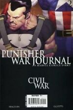 PUNISHER WAR JOURNAL #2 (2007) 1ST PRINTING BAGGED & BOARDED MARVEL COMICS