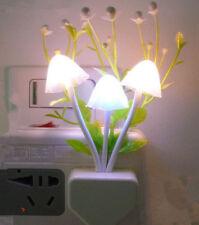 LED luz de noche romántica colorido Sensor Hongo para Dreamhome Casa Macho