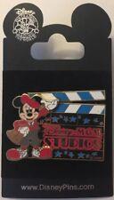 Disney World - MGM Studios - Mickey Mouse Clapboard Logo Pin