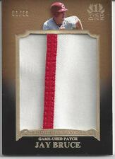JAY BRUCE PRODIGIOUS PATCH #01/10!!! 2011 Topps Tier One # PP-16 SP RARE!!!