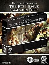 Guild Ball le Big League campagne saison 2 new in box