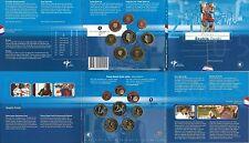 Niederlande Offizieller KMS 2005 Prinzessin Beatrix Fonds Euroset Kursmünzensatz