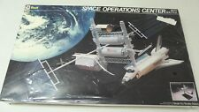 REVELL SPACE OPERATIONS CENTER, MODEL 4737,  1984