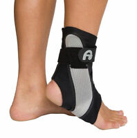 Aircast A60 Ankle Brace Support ALL SIZES Black & Gray 02T