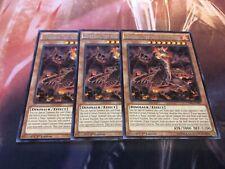 Super Rare! Yu-Gi-Oh Darklight PHSW-EN075 1st X3!!