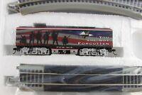 HO Scale Train Hawthorne Village POW-MIA You Are Not Forgotten w/Bachmann Track