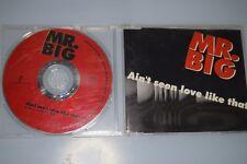 Mr. Big – Ain't Seen Love Like That. CD-SINGLE PROMO
