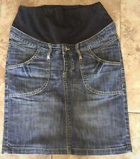 Umstandskleidung Jeans Rock H&M Gr. S Schwangerschaft