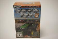 Landwirtschafts-Simulator 19 COLLECTOR`S EDITION, LS 19, NEU für PC