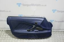 Honda S2000 AP1 Passenger side door card BLUE