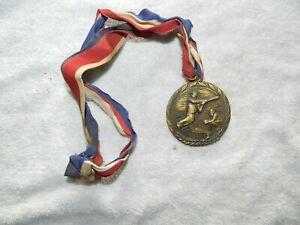 vintage YMCA 1978 Baseball award Medallion