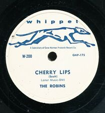 pc78-R&B vocal group-Whippet 200- The Robins