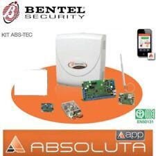 Kit Antifurto Filare Bentel KIT ABS-TEC da 8 a 42 zone con ABS GSM ABS-IP 12IR