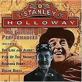Stanley Holloway - His Greatest Performances (2003)......
