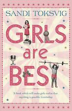 Girls Are Best - Sandi Toksvig  New HB
