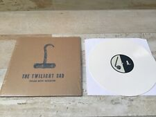 THE TWILIGHT SAD - ORAN MOR SESSION  LTD WHITE VINYL LP MINT  Frightened Rabbit