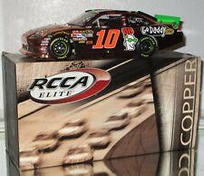 2012 Racing Collectables Club of America Danica Patrick #10 GoDaddy. com cobre Elite Novato 1/24 CAR#14/24 Rara