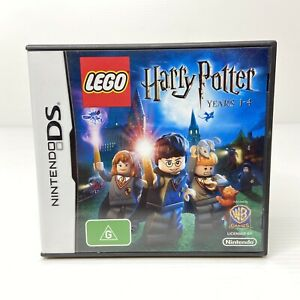 LEGO Harry Potter Years 1 - 4 - Nintendo DS Game (PAL) Complete w Manual