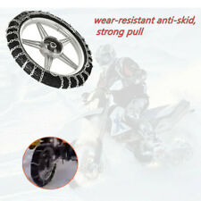 Snow Tire Chain For 300-18 Tire Motorcycle Anti-Skid Emergency Winter Driving
