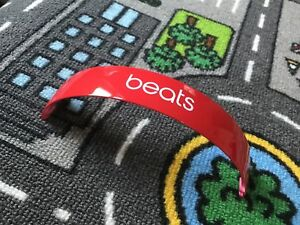 Top Headband for Beats by dr Dre Studio 2.0 Headphones - Red