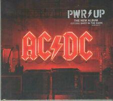 AC/DC-POWER UP - CD